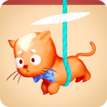 Rescue Kitten – Rope Puzzle – Cat Collection APK MOD (Unlimited Money) 3.3