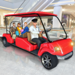 Shopping Mall Smart Taxi: Family Car Taxi Game APK MOD (Unlimited Money) 1.8