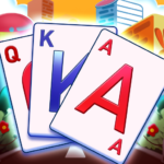 Solitaire Tripeaks Story – 2020 free card game APK MOD (Unlimited Money) 1.1.9