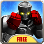Steel Street Fighter 🤖 Robot boxing game APK MOD (Unlimited Money) 3.02