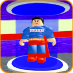 Superhero Tycoon adventures obby APK MOD (Unlimited Money) 1.3
