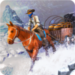 Superheroes Snow Buggy Horse Transport APK MOD (Unlimited Money) 1.0.3