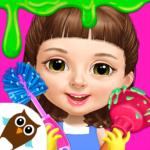 Sweet Baby Girl Cleanup 5 – Messy House Makeover  APK MOD (Unlimited Money) 7.0.30032