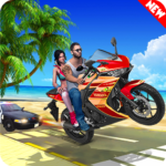 Theft Bike Drift Racing APK MOD (Unlimited Money) 1.6