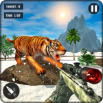 Tiger Hunting game: Zoo Animal Shooting 3D 2020 APK MOD (Unlimited Money) 1.0.8
