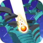 Tower Ball – Endless 3D Stack Ball APK MOD (Unlimited Money) 1.12