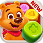Toy Party: Pop and Blast Blocks in a Match 3 Story APK MOD (Unlimited Money) 2.1.30