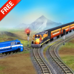 Train Racing Games 3D 2 Player APK MOD (Unlimited Money) 7.9