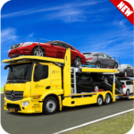 Truck Car Transport Trailer Games APK MOD (Unlimited Money) 1.10