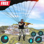 US Army Free Firing Battleground Survival Squad APK MOD (Unlimited Money) 3