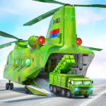 US Army Humvee Car Transporter – Parking Game APK MOD (Unlimited Money) 1.0.14