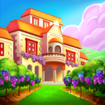 Vineyard Valley Match & Blast Puzzle Design Game   APK MOD (Unlimited Money) 1.24.6