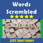 Word Scramble Game,addictive word games free APK MOD (Unlimited Money) 7.5