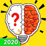 Brain Test : Tricky Puzzles Game – Brain Out 2020 APK MOD (Unlimited Money) 5.0