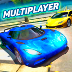 Multiplayer Driving Simulator APK MOD (Unlimited Money) 1.09