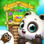 Panda Lu Treehouse – Build & Play with Tiny Pets APK MOD (Unlimited Money) 1.0.469