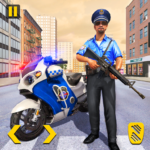 Police Moto Bike Chase – Free Shooting Games APK MOD (Unlimited Money) 1.7