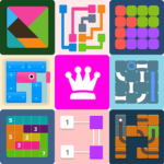Puzzledom – classic puzzles all in one APK MOD (Unlimited Money) 7.9.96