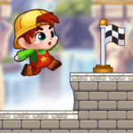 Super Jin Run : New Adventure 2020 APK MOD (Unlimited Money) 1.0.1