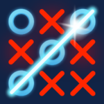 Tic Tac Toe Club – xoxo – x-o game brain out APK MOD (Unlimited Money) 1.37
