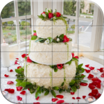Tile Puzzle Wedding Cake APK MOD (Unlimited Money) 1.35