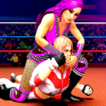 women fighting 3d : real girl wrestling games APK MOD (Unlimited Money) 1.5