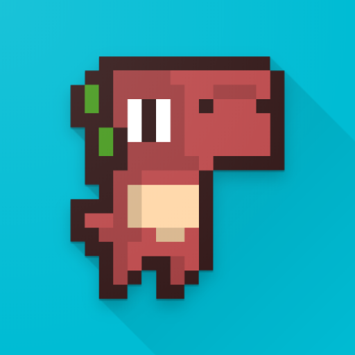 Dino Jump 2D APK MOD (Unlimited Money) 1.1
