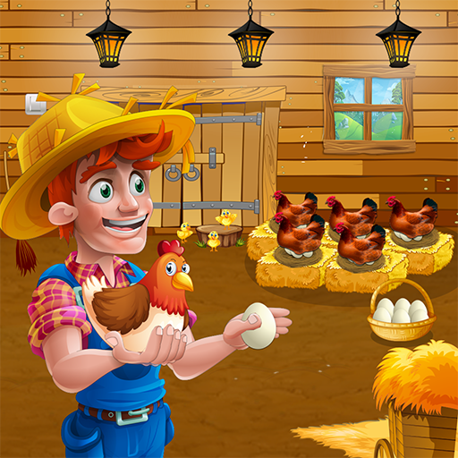 Eggs Factory: Poultry Chicken Farming Business APK MOD (Unlimited Money) 1.0.2
