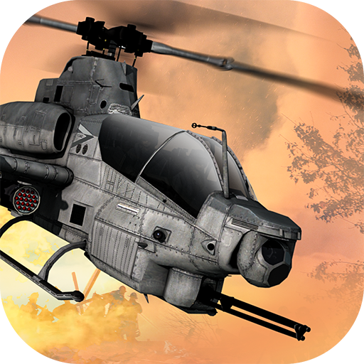 GUNSHIP COMBAT – Helicopter 3D Air Battle Warfare APK MOD (Unlimited Money) 1.14