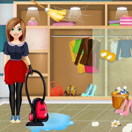 Messy House Closet Cleanup: Room Cleaning Game APK MOD (Unlimited Money) 1.0.6