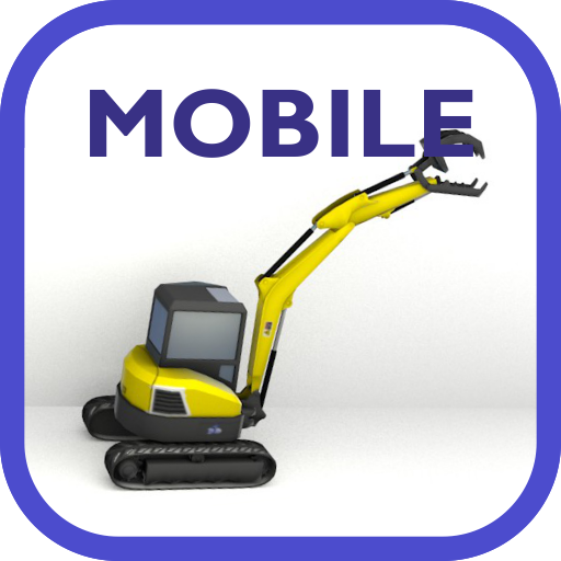 Mobile system hydraulic excavator training APK MOD (Unlimited Money) rev 1-00