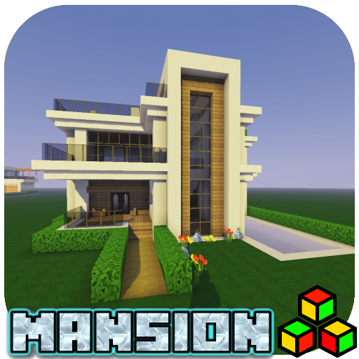 Modern House Mansion Map APK MOD (Unlimited Money) 3.0