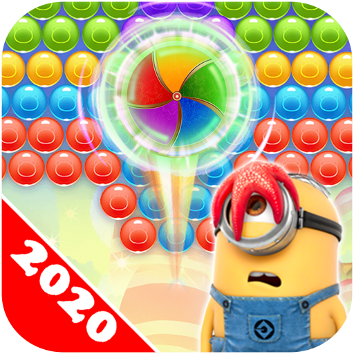 New Bubble Shooter For Kids APK MOD (Unlimited Money) 1.9.0