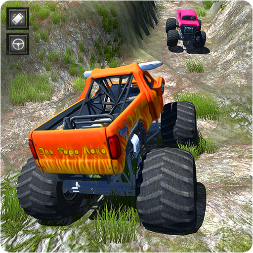 Offroad Monster Truck Stunt Driving Simulator APK MOD (Unlimited Money) 1.0.2