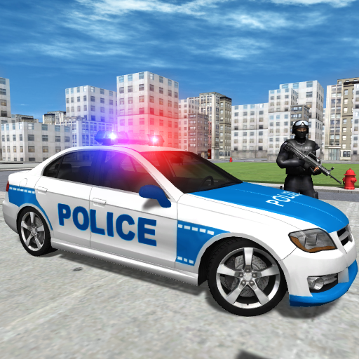 Police Car Driver City APK MOD (Unlimited Money) 4