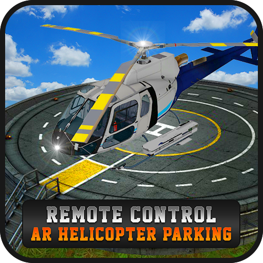 RC Helicopter parking Ar Simulator APK MOD (Unlimited Money) 3