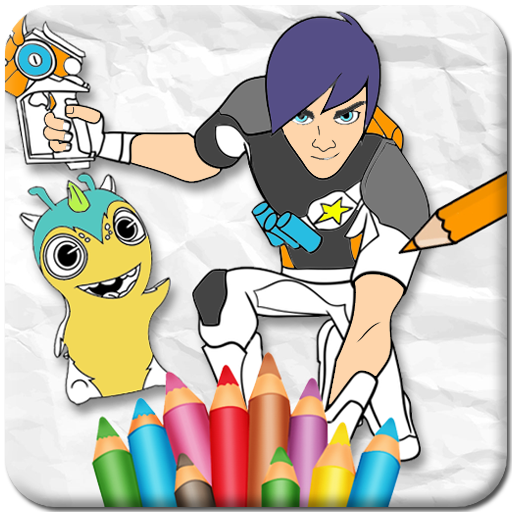 Slug it Out Coloring Game APK MOD (Unlimited Money) 1.7