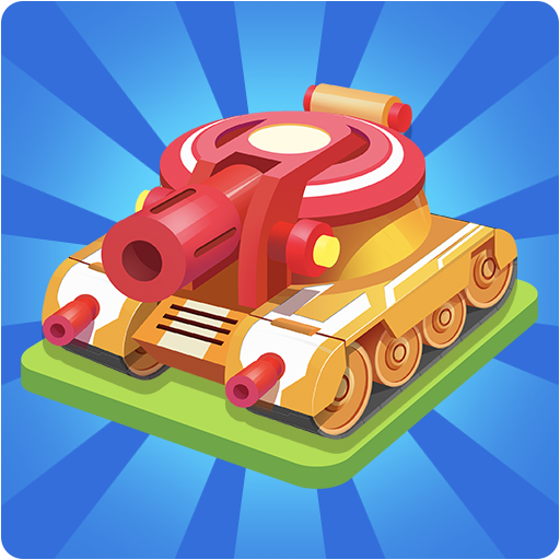 Tank Master – Merge&Idle Game APK MOD (Unlimited Money) 3.21