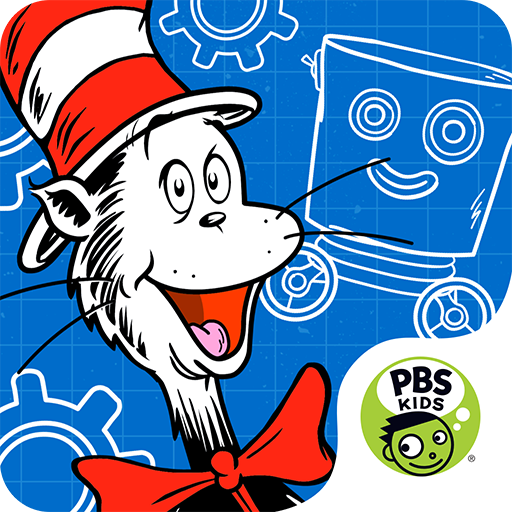 The Cat in the Hat Invents: PreK STEM Robot Games APK MOD (Unlimited Money) 1.0.6