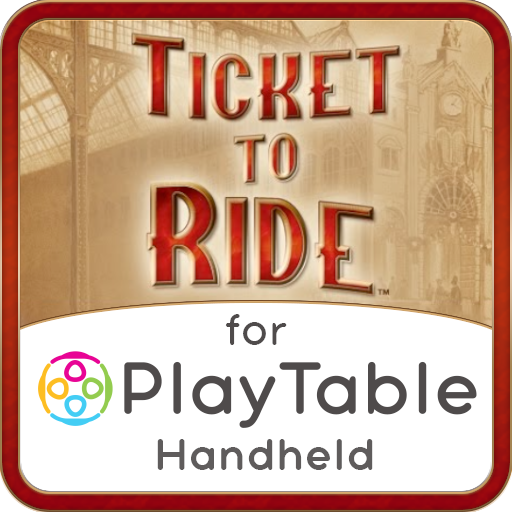 Ticket To Ride PlayTable Handheld Companion APK MOD (Unlimited Money) 1.3.0