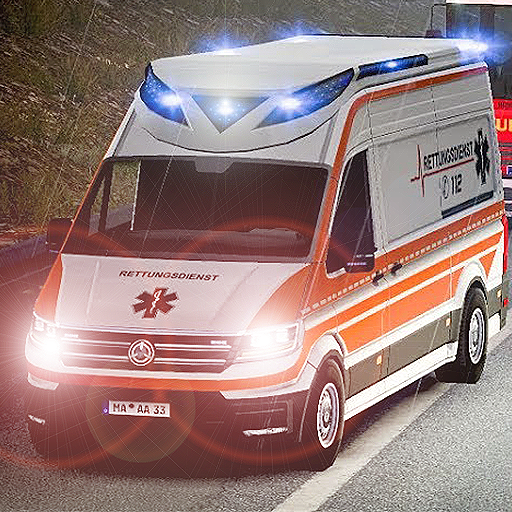 911 Emergency Ambulance Simulation APK MOD (Unlimited Money) 1.3