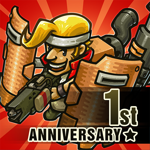 Metal Slug Infinity: Idle Game   APK MOD (Unlimited Money) 1.9.5