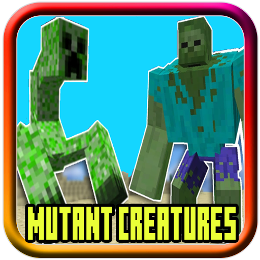 Add-on Mutant Creatures for Minecraft PE APK MOD (Unlimited Money) 7.7