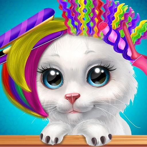 Animal Pet Hair Stylist Makeover Spa APK MOD (Unlimited Money) 1.0.2