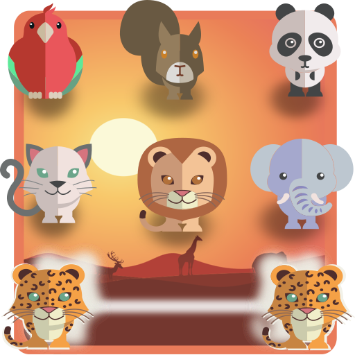 Animal connect game: PetsNet. Pet puzzle game free APK MOD (Unlimited Money) 1.27