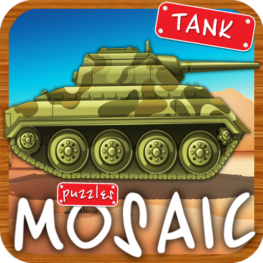 Animated Puzzles tank APK MOD (Unlimited Money) 1.18