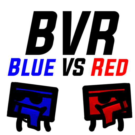 BVR Blue VS Red (2 Players) APK MOD (Unlimited Money) 0.1.8