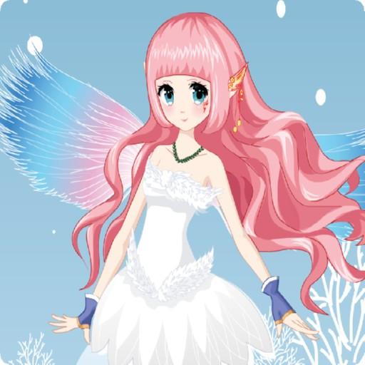 Beautiful winter snow fairy APK MOD (Unlimited Money) 1.0.9