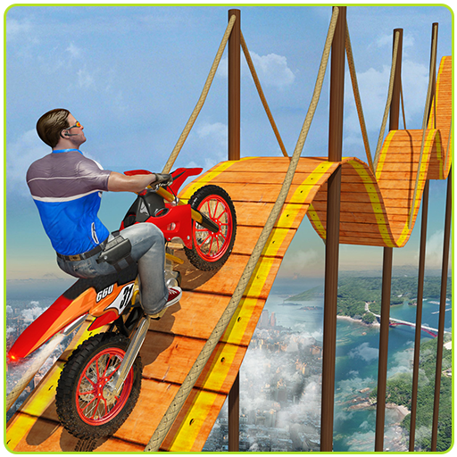 Bike Tricks Trail Stunt Master -Impossible Tracks APK MOD (Unlimited Money) 9