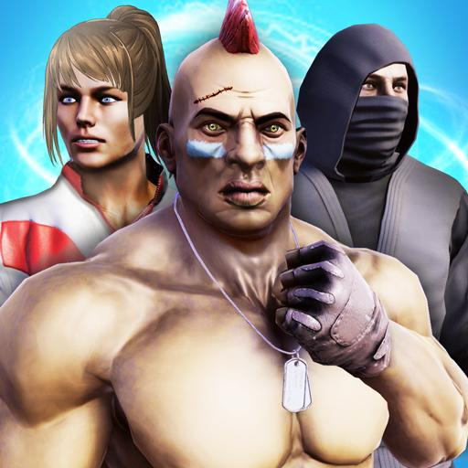 Bodybuilder Fighting Champion: Real Fight Games APK MOD (Unlimited Money) 1.6